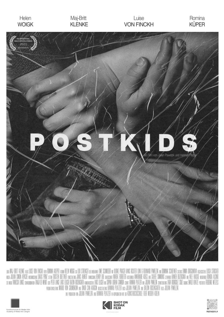 This image has an empty alt attribute; its file name is postkids_poster.jpg